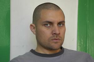 Guillermo Calderón Photo courtesy of artist