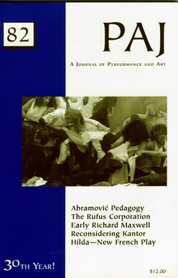 book essay in language paj semiology stage theater First two chapters of roland barthes' elements of semiology systems of signs outside human language semiology has so far concerned the theatre, for instance.