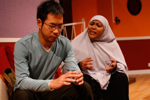 Singaporean and Singaporean American Playwriting: Two Perspectives