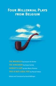 Book Celebration Four Millennial Plays from Belgium