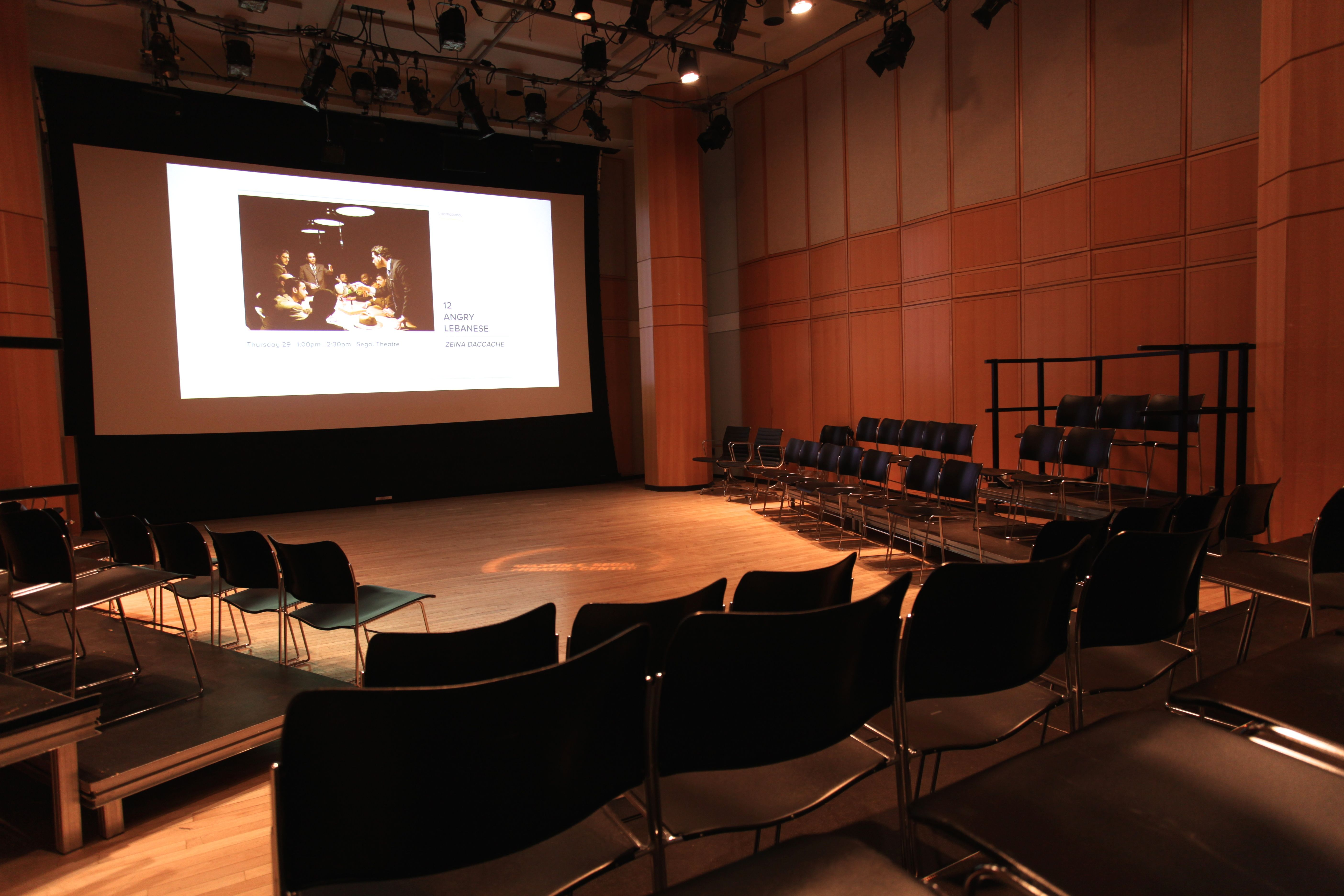 Segal Center Film Festival on Theatre and Performance