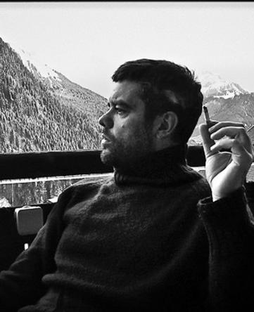 César Vayssié. Photo courtesy of the artist