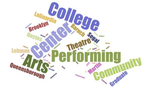 CUNY Stages: CUNY Performing Arts Centers Conference