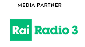 Media Partner Rai Radio 3 logo