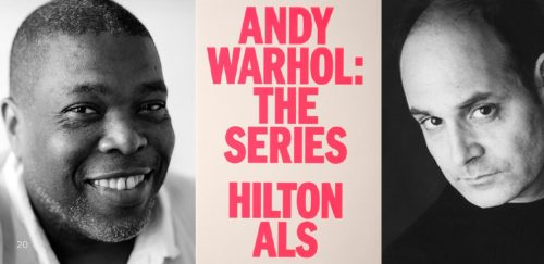 """Hilton Als """"Andy Warhol: The Series"""""""