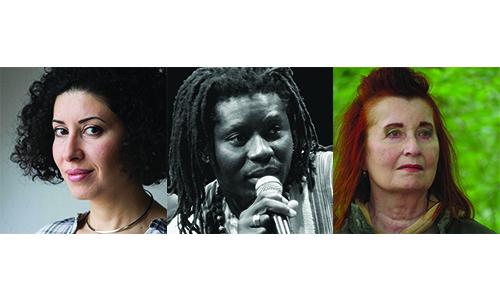 PEN World Voices: International Play Festival 2018 (Liwaa Yazji, Aristide Tarnagda, & Elfriede Jelinek)