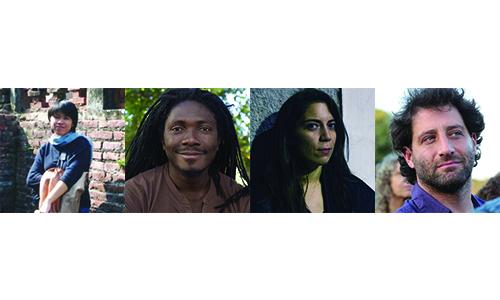 PEN World Voices: International Play Festival 2018 (Wei Yu-Chia, Edouard Elvis Bvouma, Ana Luz Ormazábal, & Yonatan Levy)